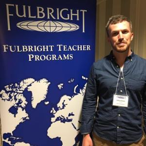Ramin - Fulbright Pic