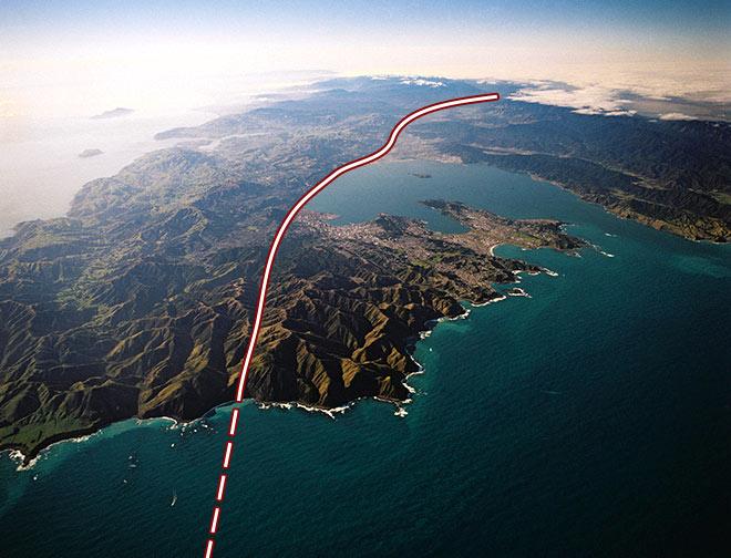 Wellington Fault Line